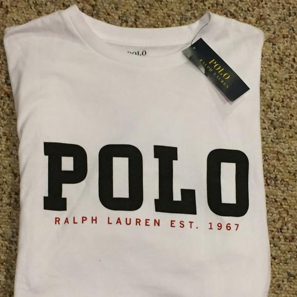 5d41df72 Polo by Ralph Lauren Shirts | Polo Ralph Lauren Mens Graphic T Shirt ...